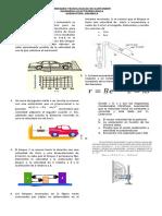 Ejercicios Propuestos Dinamica 1 SS