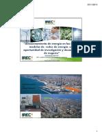 Almacenamiento de Energía en Los Nuevos Modelos de Redes de Energía 1