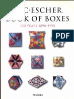 MC Escher - Book of boxes