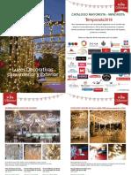 El Rey de La Navidad - Catalogo Iluminacion 2018
