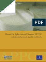 Aplicacion Del Sistema APPCC en Industrias Lacteas