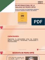 14 Teoría Informacional de Pedro Ortiz