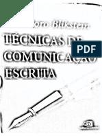 Técnicas de Comunicação Escrita
