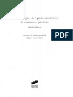 Henry Michel - Genealogia Del Psicoanalisis - El Comienzo Perdido.pdf
