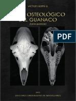 Atlas Osteológico del Guanaco (Lama Guanicoe)