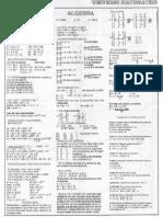 Fórmulas básicas