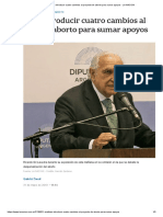 Analizan introducir cuatro cambios al proyecto de aborto para sumar apoyos - LA NACION.pdf