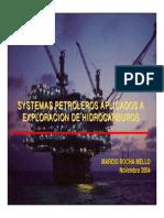 8.2. Sitemas Petroleros Aplicados a Exploracion de Hidrocarburos