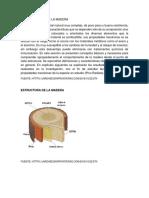 Descripción General - Madera