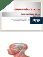 Semiológia de Cabeza y Cuello