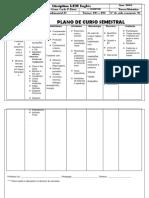 Planejamento 6 Ano Semestral 2016