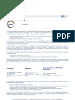 Certificação de Auditores