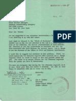 Civil Defense Letter RE MEDIC Episode