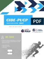 Proyectos 2017 - Cide-pucp