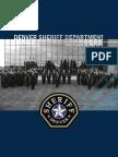 Denver Sheriff Department 2017 Annual Report