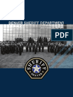 Denver Sheriff Department 2017 Annual Report