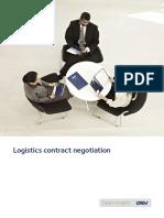 Negociación Logística