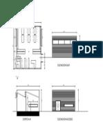 Salas y Biblioteca 2014-2015-Colegio San Miguel_biblioteca Provisoria_esc.1.50