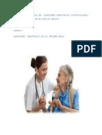 Asistencia Geriatrica en Sindromes Geriatricos