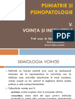 Psihopatologie curs5