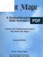 Allen Chips - Script Magic - A Hypnotherapist's Desk Reference
