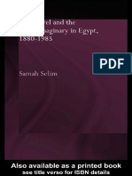 Samah Selim-The Novel and the Rural Imaginary in Egypt 1880-1985 (Routledgecurzon Studies in Arabic and Middle Eastern Literature) (2004)