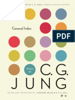 Carl Jung CW 19 General Index