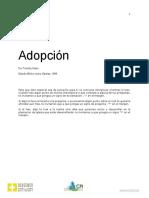 1.5 Adopción