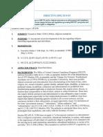 OFCCP Religious Freedom Directive