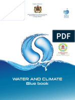 Water and Climate Blue Book
