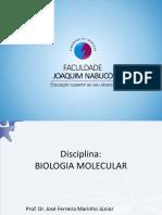 Aula BM 2 DNA