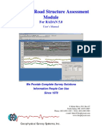 RADAN 5.0 Adv Road Structure Manual