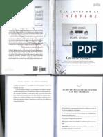 Las Leyes de la Interfaz - Ley 5