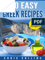 100 Easy Greek Recipes