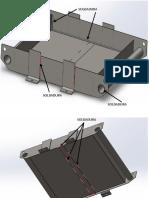 Soldado de Base Tanque Nuevo Concepto