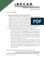 APOSTILA - ADMINISTRAÇÃO ECLESIÁSTICA(2).doc