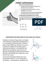 (3) VECTORES CARTESIANOS.pptx
