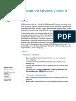 Cloud Infrastructure and Services Version3 Course Description