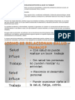 Salud Ocupacional Taller 3