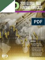 2018 Global R&D Funding Forecast
