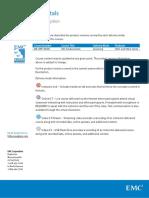VNX FD Product Version Description _Oct 2014