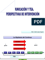5. Comunicación y TEA. Perspectivas de Intervención (Edel)