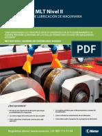 Certificación MLT II Lubricación de maquinaria .pdf