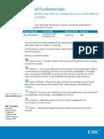 Symmetrix VMAX Fundamentals Version Description