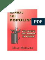 Manual Del Populista