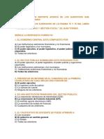 Tarea II de Finanzas Publicas
