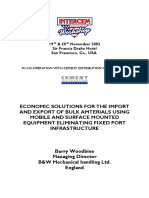 Economic Solutions Import Export Bulk Materials