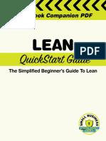 Lean Companion Quick Start