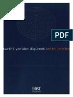 Keith Jenkins - Tarihi Yeniden Düşünmek - DOST.pdf
