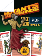 M&M - Street Level Archetypes 2 (GRR)